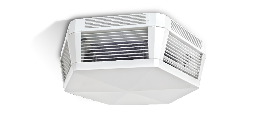 WOLF ceiling mounted ventilation units Ultra